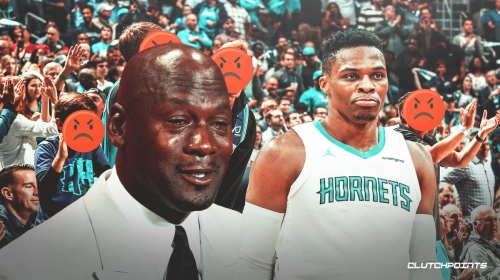 A Russell Westbrook trade would be a complete disaster for Hornets
