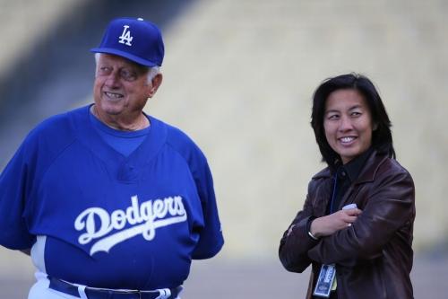 FanPost Friday: An alternate Mariners history with Kim Ng