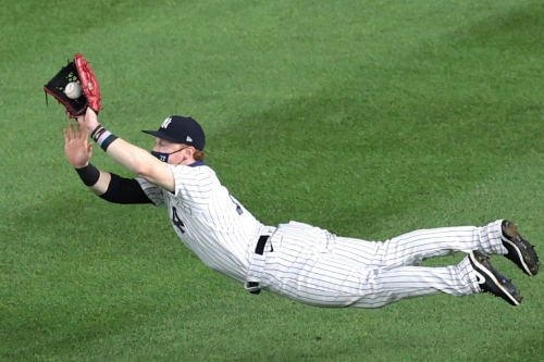 Yankees 2020 Roster Report Cards: Clint Frazier