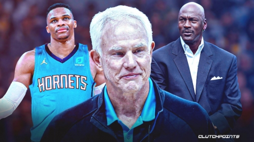 Hornets President Mitch Kupchak's cryptic response about a Russell Westbrook trade