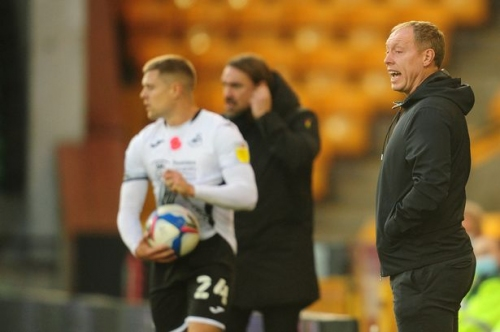 Steve Cooper implemented subtle changes to make Swansea the entertainers again