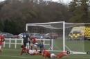 Man United fans make prediction after Hansen-Aaroen scores first goal