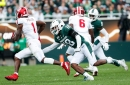 Michigan State football game score vs. Indiana Hoosiers: Live updates