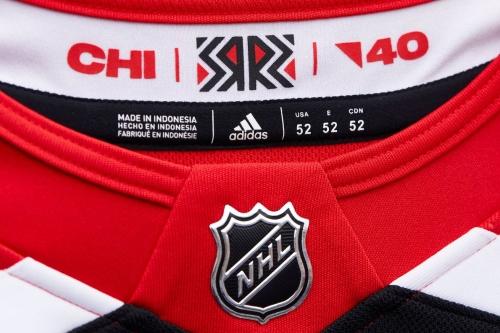Look: Blackhawks unveil teaser photos of Reverse Retro jersey