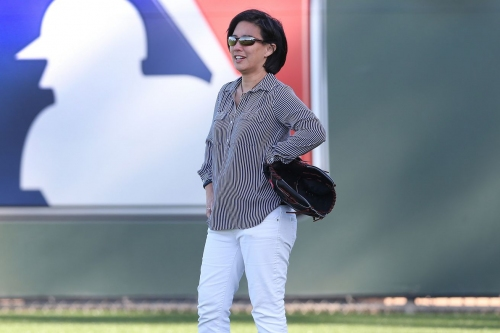 Kim Ng is one of the most qualified people to ever be named General Manager of a baseball team