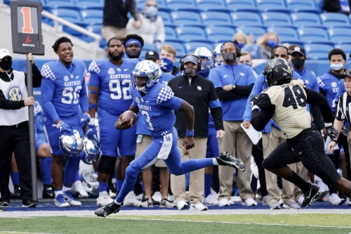 Kentucky beats Vanderbilt: Everything to know from SEC Week 8