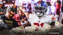Giants' Jabrill Peppers fined $11,031 for hit that injured Kyle Allen