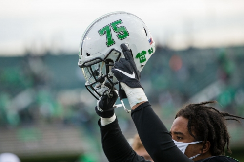Herd honors '75' with 42-14 win over Middle Tennessee