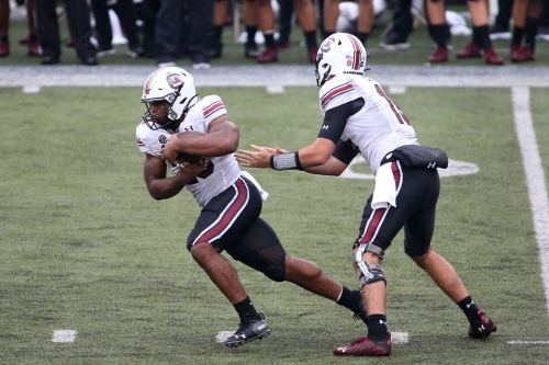 South Carolina falls to Ole Miss 59-42 in shootout