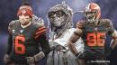 Browns' Baker Mayfield channels Lil Wayne with Myles Garrett compliment