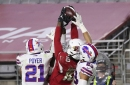 Prayers answered as Kyler Murray delivers a Hail Mary to DeAndre Hopkins for a miracle Arionza Cardinals win