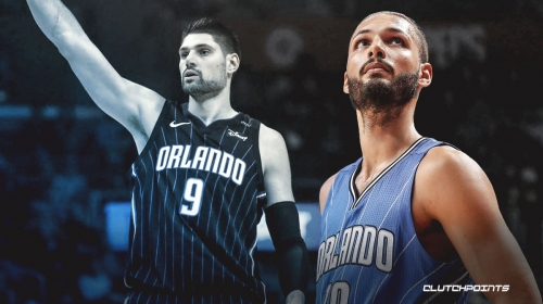 Evan Fournier returns to Magic with $17 million player option