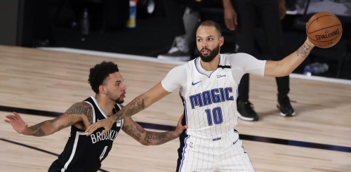 Magic guard Evan Fournier reportedly plans to exercise player option for next season