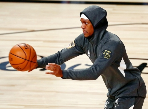 Lakers Free Agency Rumors: Rajon Rondo Declining Player Option For 2020-21