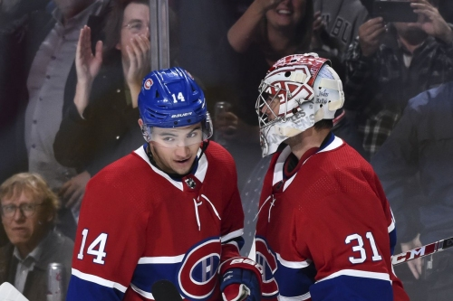 Links: Things are looking up for Habs' 2021-22 season