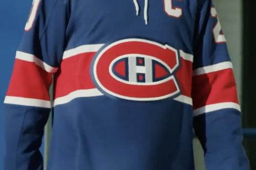 Canadiens release reverse retro jersey