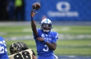 Terry Wilson's Kentucky football story isn't finished yet: 'I respect the way he responded'