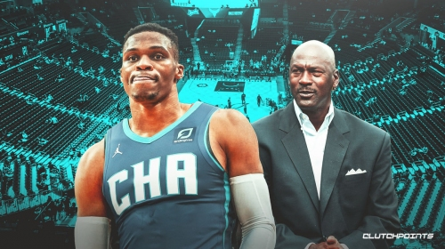 RUMOR: Hornets unwilling to trade No. 3 pick for Rockets star Russell Westbrook