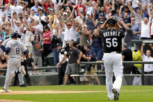 Mark Buehrle is on the 2021 Hall of Fame ballot
