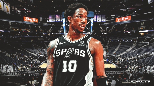 Report: DeMar DeRozan exercising $27.7 million player option for 2020-21
