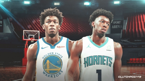 James Wiseman hints he'll get drafted by Warriors or Hornets