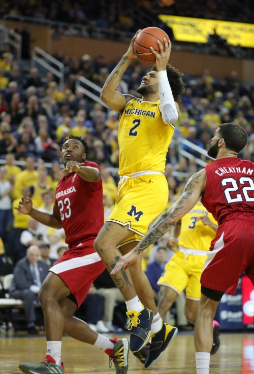Michigan basketball to host Bowling Green on NCAA's opening night