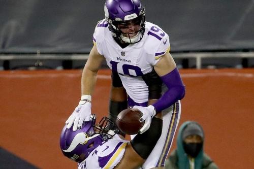 Minnesota Vikings at Chicago Bears: Second quarter recap and third quarter discussion