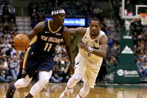 Eric Bledsoe part of Bucks - Pelicans blockbuster trade for Jrue Holiday