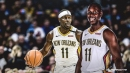NBA news: Pelicans trade Jrue Holiday to Bucks for Eric Bledsoe, George Hill, picks