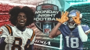 Justin Jefferson joins Vikings legend Randy Moss in the history books with MNF performance