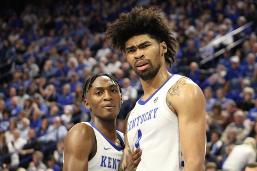 NBA Mock Draft Roundup: Where the Wildcats stand a day before the draft