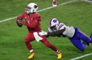 Offensive snap counts in Arizona Cardinals thrilling win over the Buffalo Bills