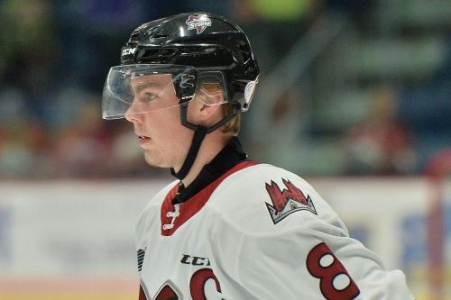 2020 Montreal Canadiens Top 25 Under 25: #19 Cam Hillis
