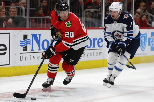 Will he stay or will he go? The Brandon Saad dilemma