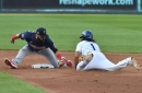 Let's talk about baserunning and Nicky Lopez
