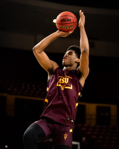 Top Arizona State basketball recruit Josh Christopher excited for the season