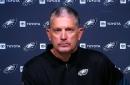 Jim Schwartz calls the Daniel Jones rushing TD 'embarrassing' for the Eagles' defense