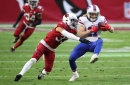 Fantasy Football Recap: Cole Beasley dominates; Salvon Ahmed top waiver wire pickup