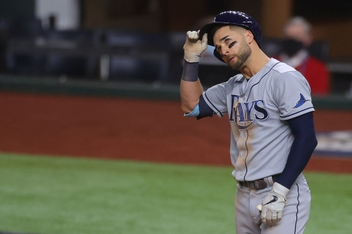 What is Kevin Kiermaier's trade value?