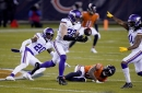 Vikings safety Harrison Smith helps defense create its own energy