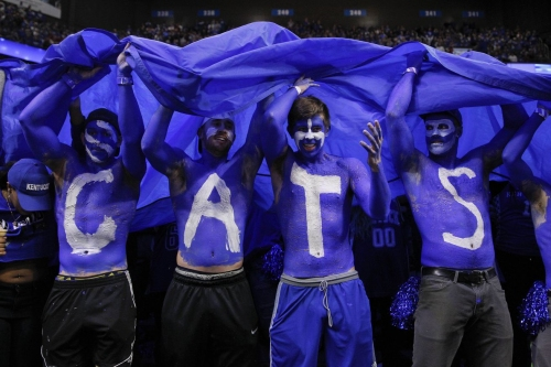 UK to offer fan cutouts for Rupp Arena and Memorial Coliseum this season