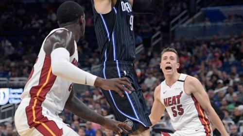 Miami Heat fully guarantee contracts of Duncan Robinson, Kendrick Nunn