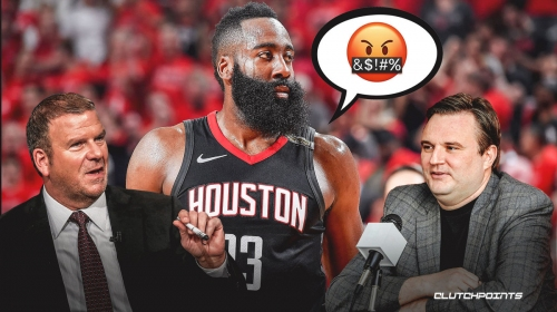 James Harden's gripes with Rockets, revealed