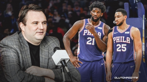 Sixers exec Daryl Morey wants to give Joel Embiid, Ben Simmons last chance to click before trading one of them