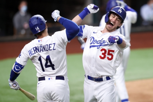 Dodgers' Cody Bellinger undergoes surgery on right shoulder