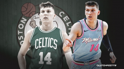 Heat guard Tyler Herro admits he thought he'd get drafted by the Celtics