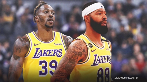Rumor: Lakers interested in re-signing Dwight Howard and Markieff Morris