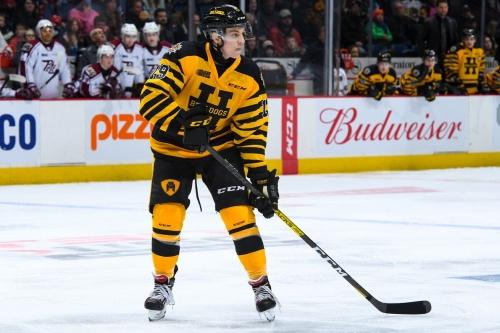 2020 Canadiens Top 25 Under 25: #18 Jan Myšák
