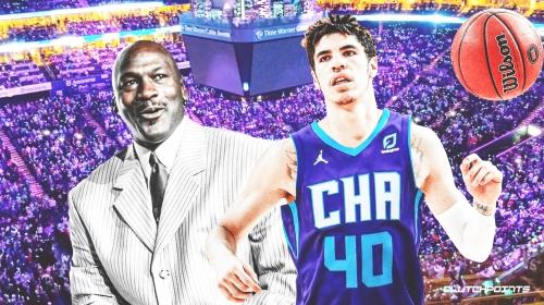 RUMOR: Michael Jordan's stance on drafting LaMelo Ball, revealed