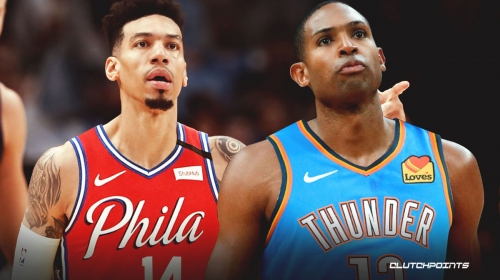 REPORT: Sixers trade Al Horford to Thunder for Danny Green, two draft picks